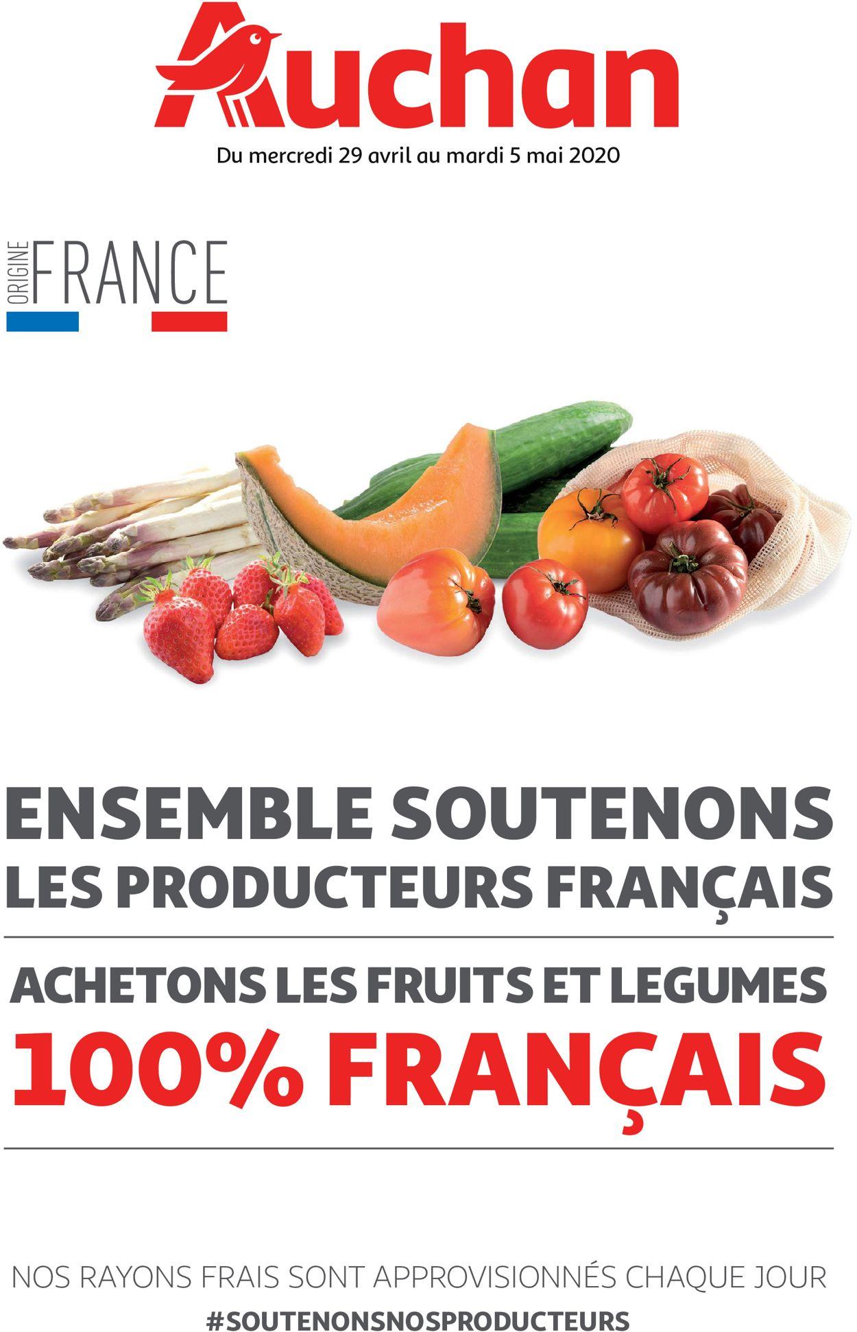 Auchan Catalogue - 29.04-05.05.2020