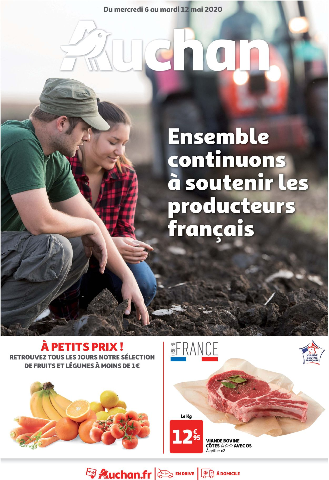 Auchan Catalogue - 06.05-12.05.2020