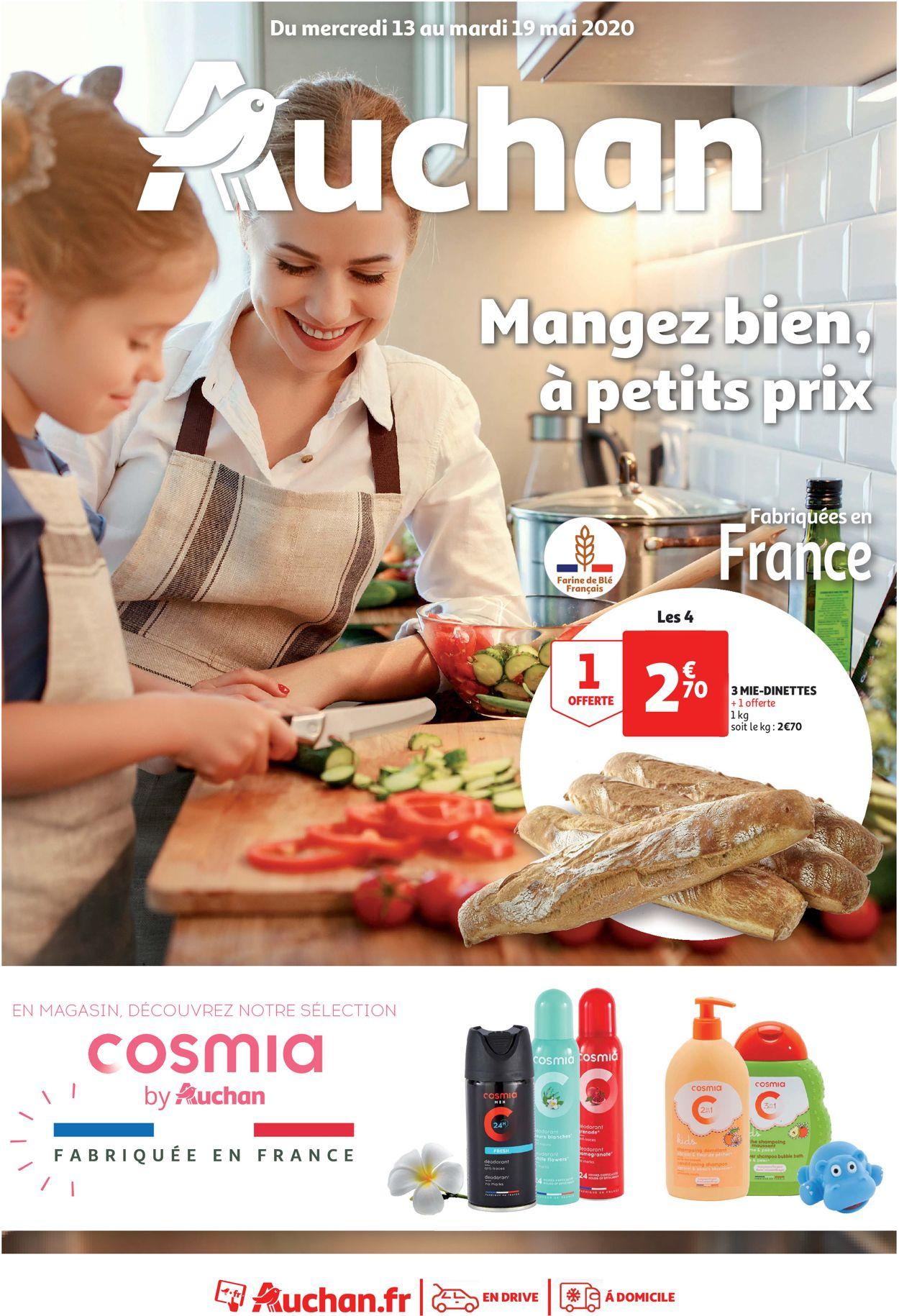 Auchan Catalogue - 13.05-19.05.2020