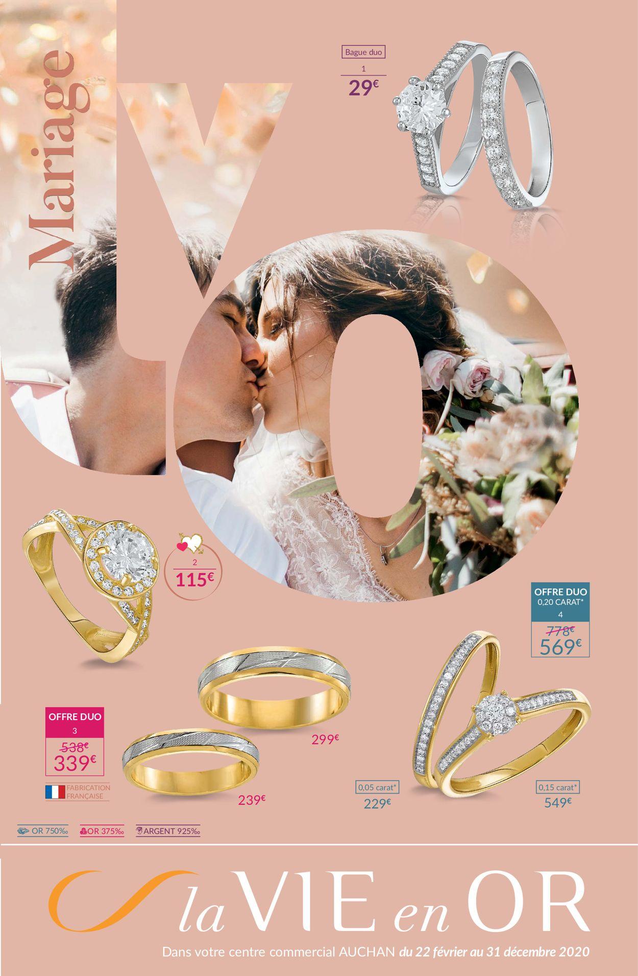 Auchan Catalogue - 22.02-31.12.2020