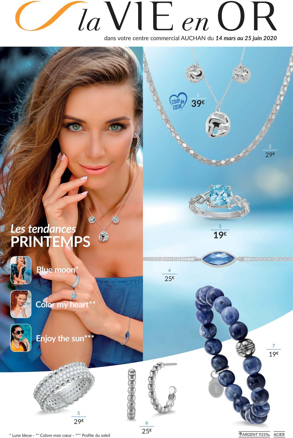 Auchan Catalogue - 14.03-25.06.2020