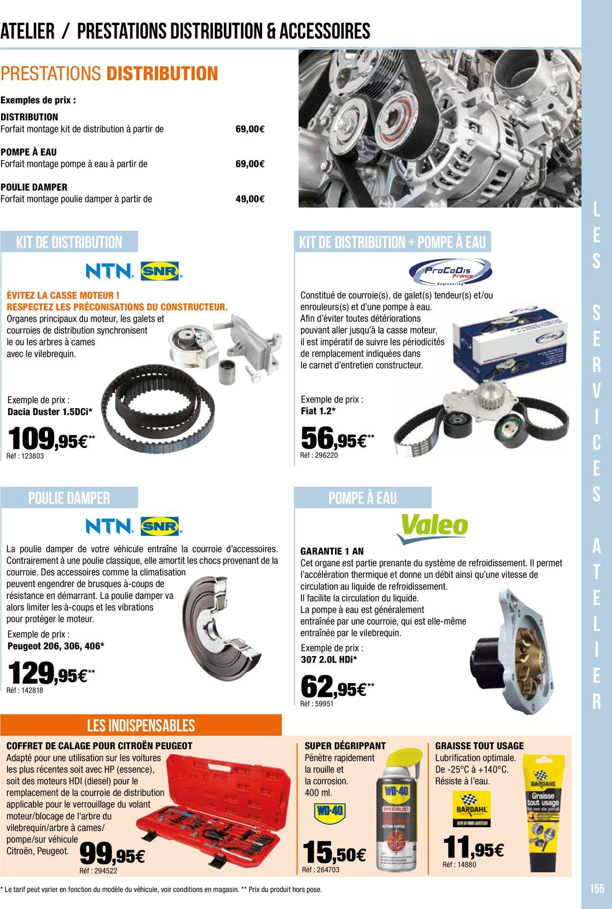 Autobacs Catalogue Hiver 2020/2021 Catalogue - 16.12-31.12.2020 (Page 155)