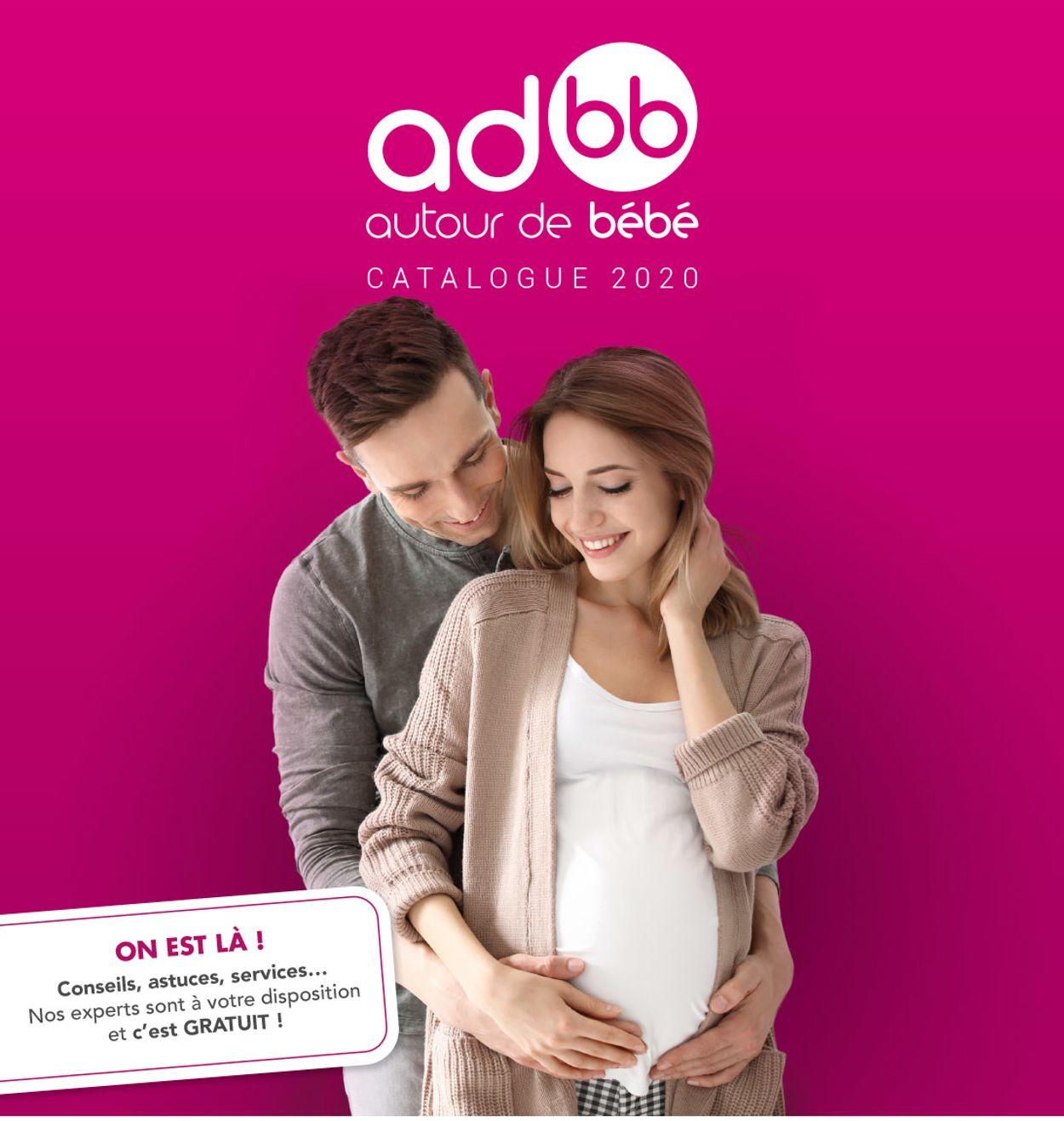 autour de bébé Catalogue - 03.03-31.12.2020