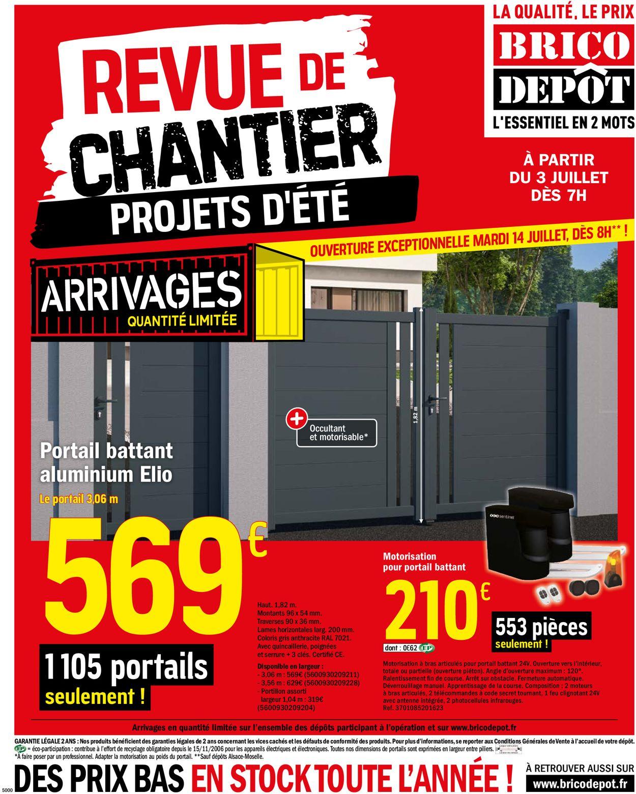 Brico Dépôt Catalogue - 03.07-23.07.2020