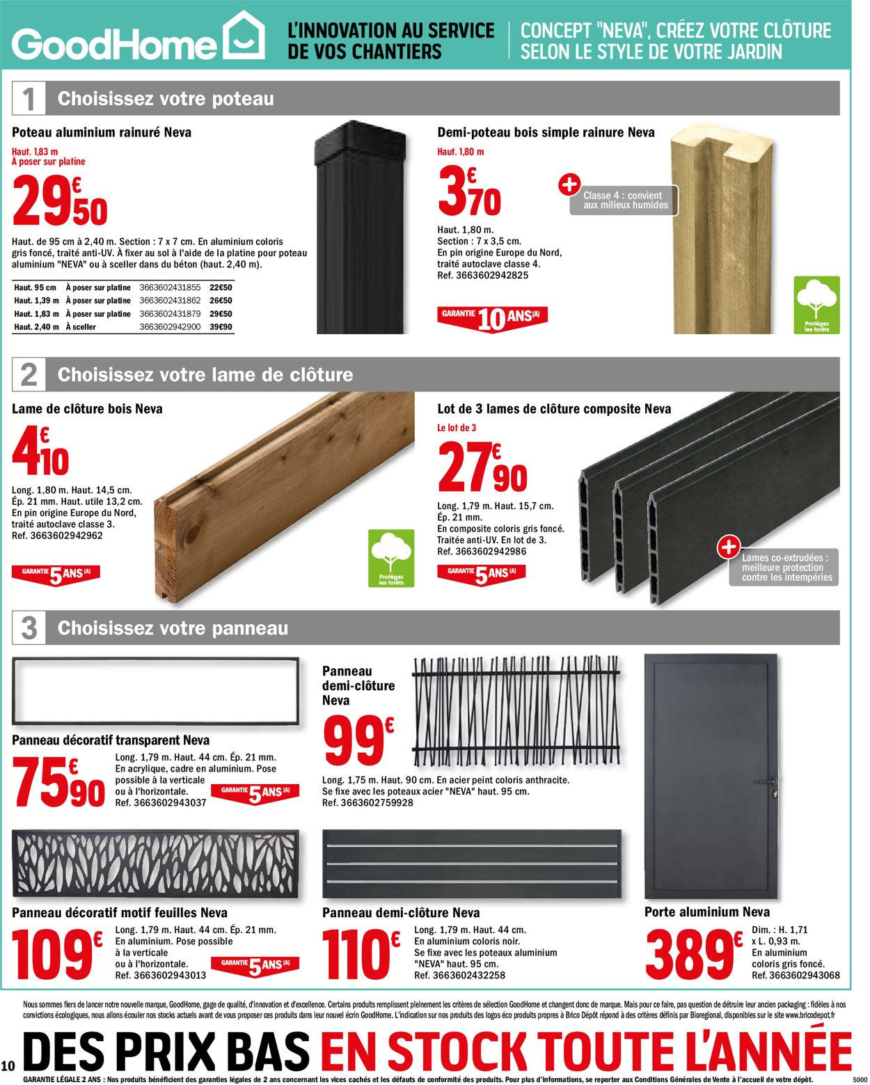 Brico Dépôt Catalogue - 03.07-23.07.2020 (Page 10)
