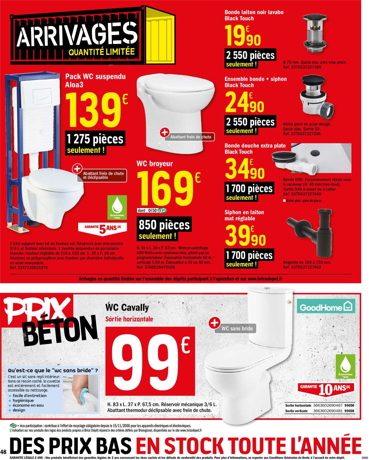 Brico Dépôt Catalogue - 03.07-23.07.2020 (Page 48)