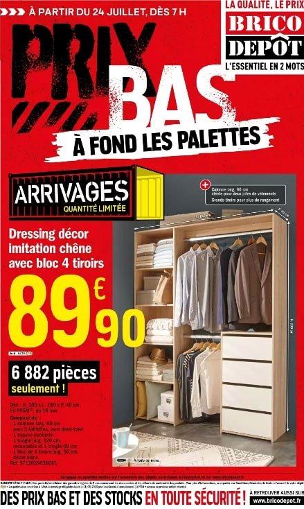 Brico Dépôt Catalogue - 24.07-06.08.2020