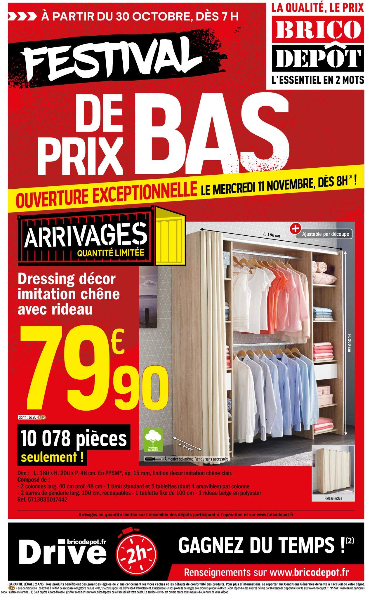 Brico Dépôt Catalogue - 30.10-12.11.2020