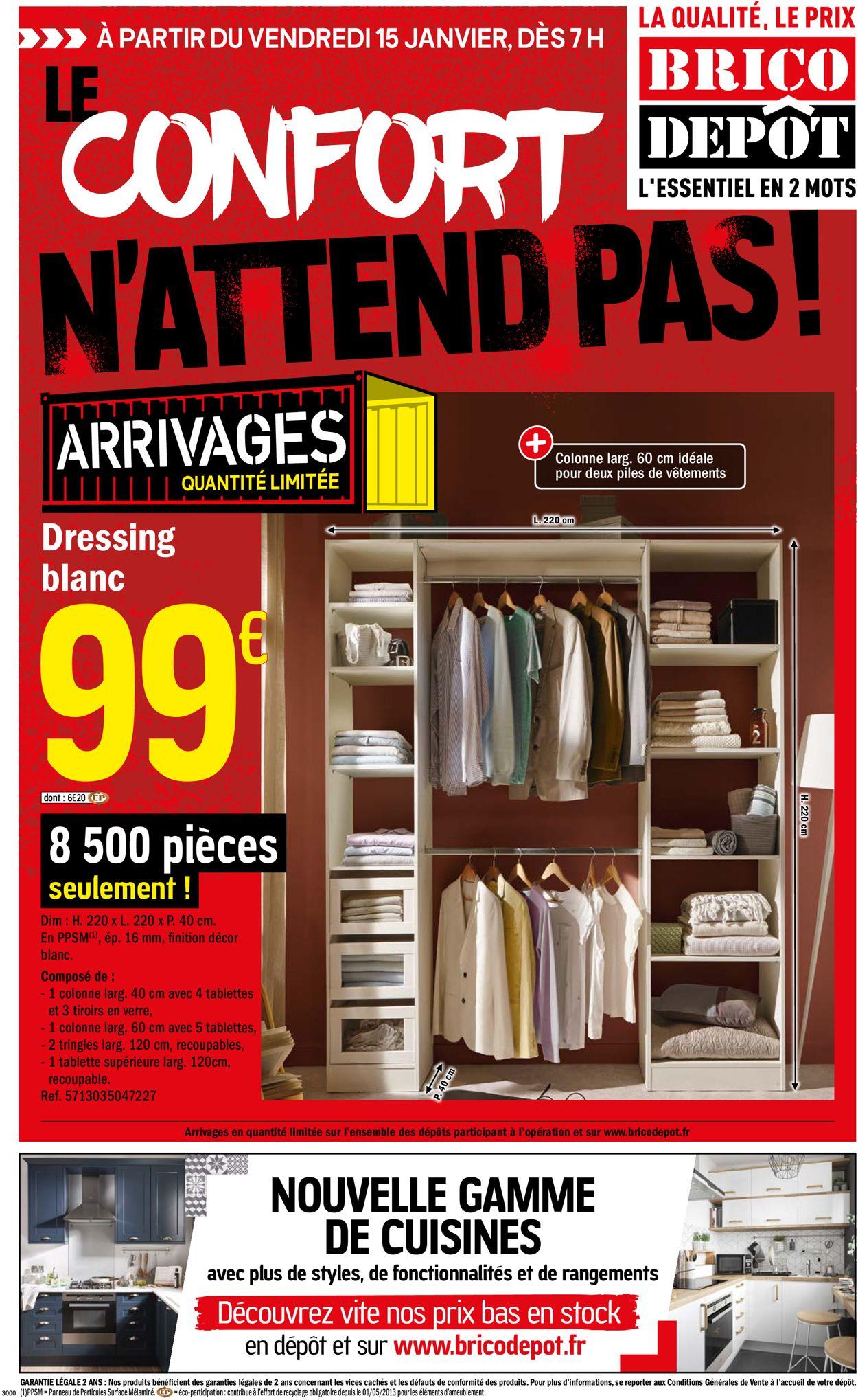 Brico Dépôt Catalogue - 15.01-28.01.2021