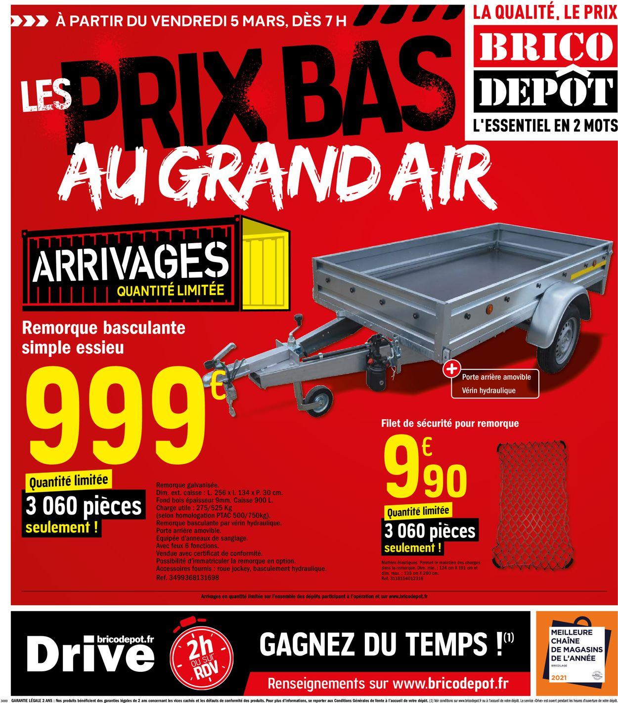 Brico Dépôt Catalogue - 05.03-18.03.2021