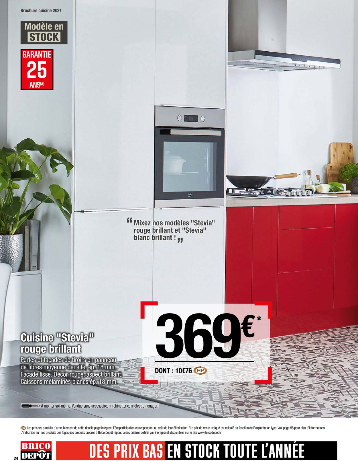 Brico Dépôt Catalogue - 26.03-30.04.2021 (Page 24)