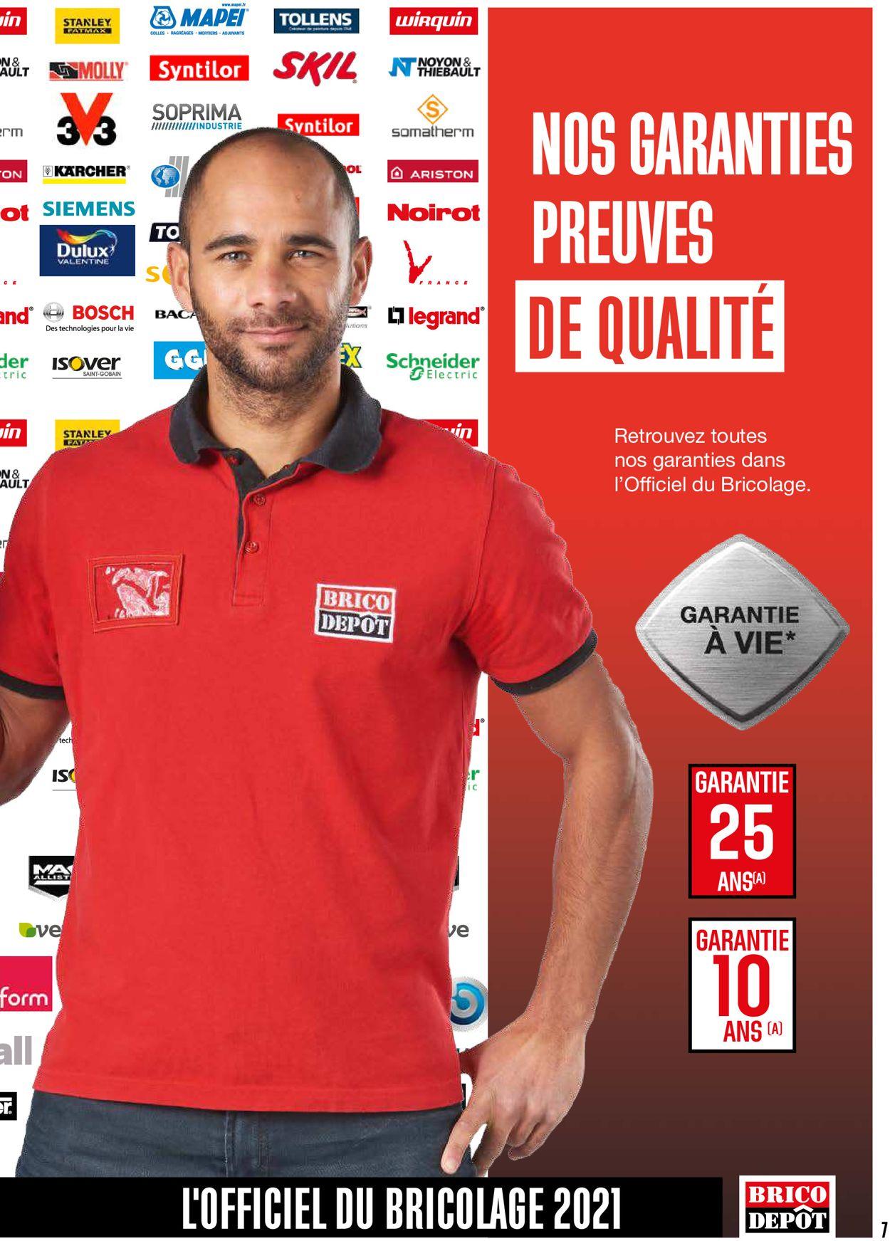 Brico Dépôt Catalogue - 01.05-31.12.2021 (Page 7)