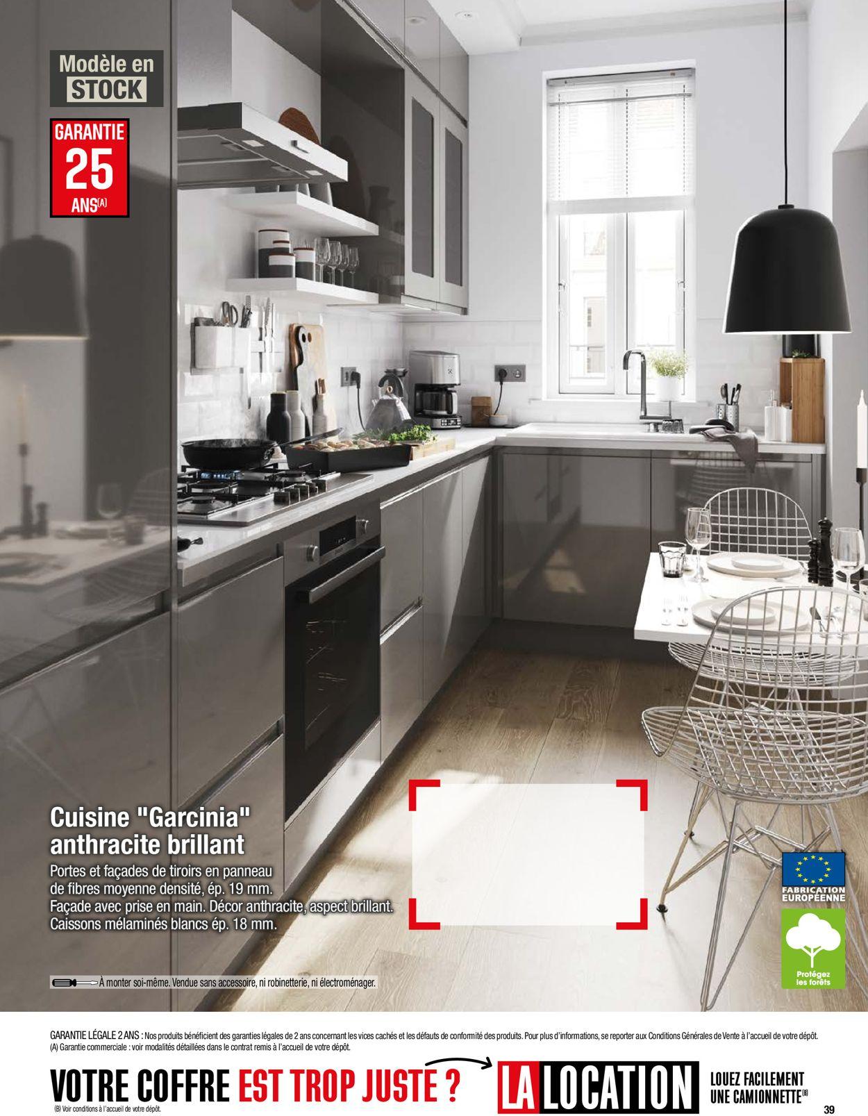 Brico Dépôt Catalogue - 26.03-30.06.2021 (Page 39)