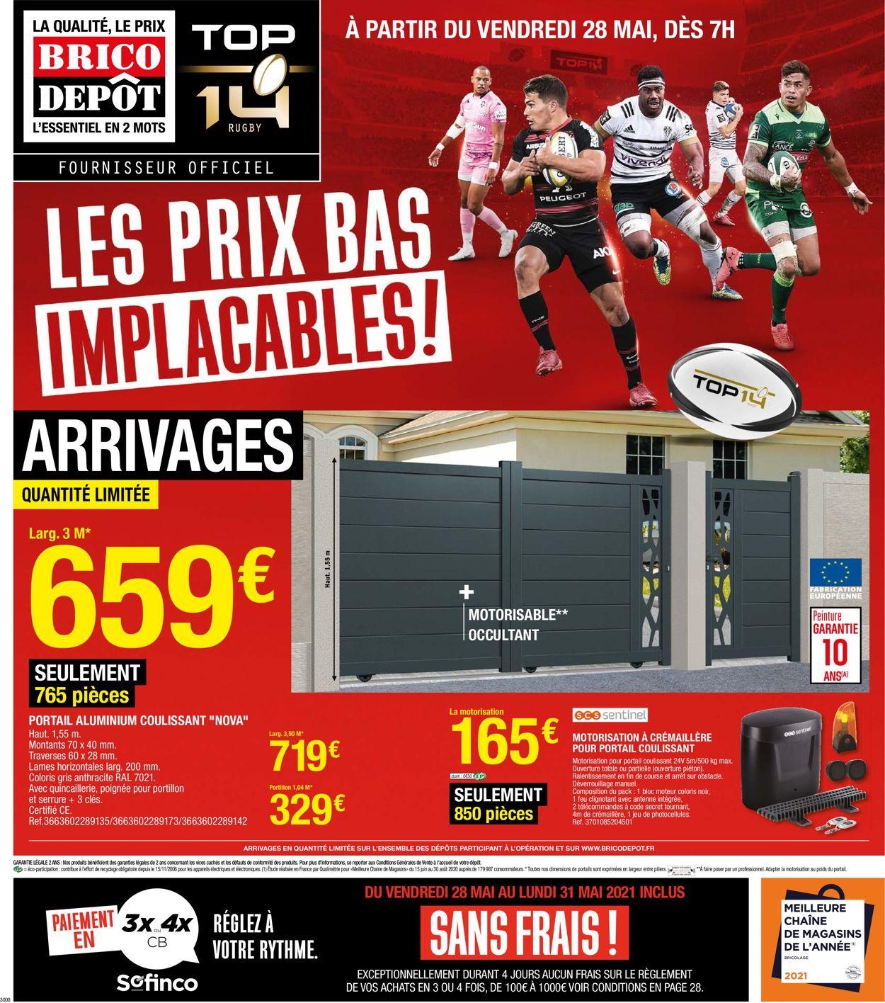 Brico Dépôt Catalogue - 28.05-10.06.2021