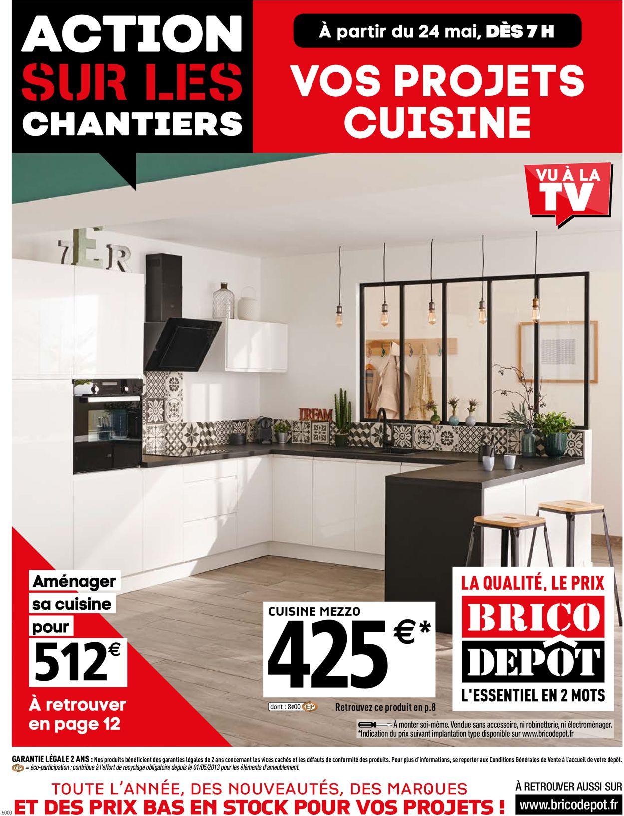 Brico Dépôt Catalogue - 24.05-13.06.2019