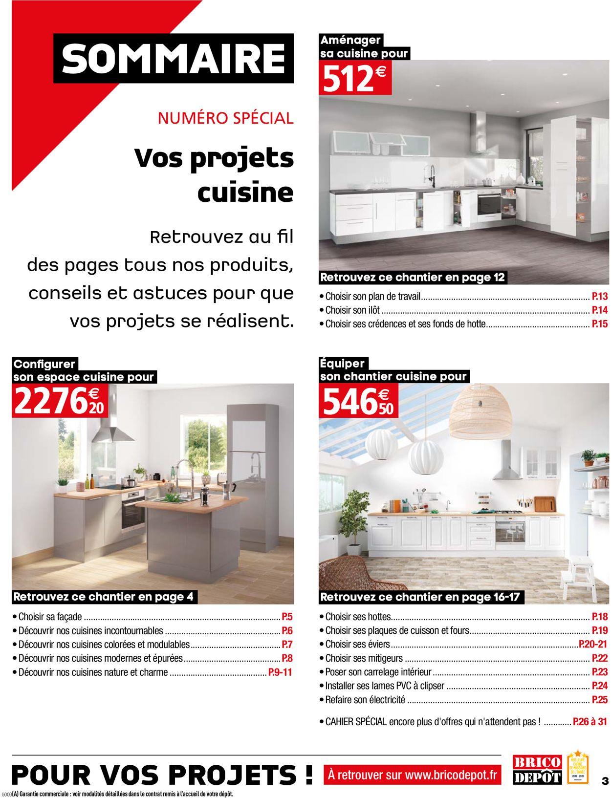 Brico Dépôt Catalogue - 24.05-13.06.2019 (Page 3)