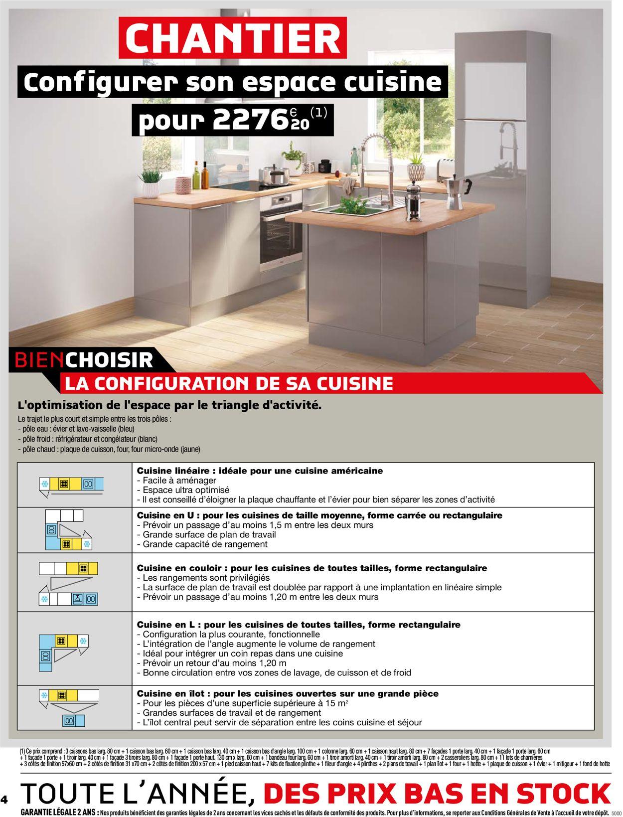 Brico Dépôt Catalogue - 24.05-13.06.2019 (Page 4)