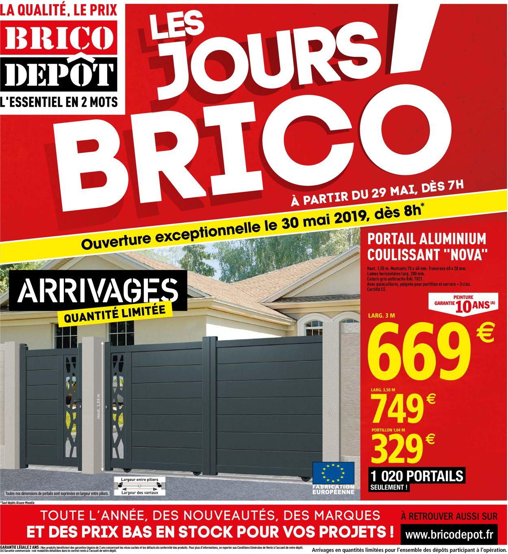 Brico Dépôt Catalogue - 29.05-13.06.2019