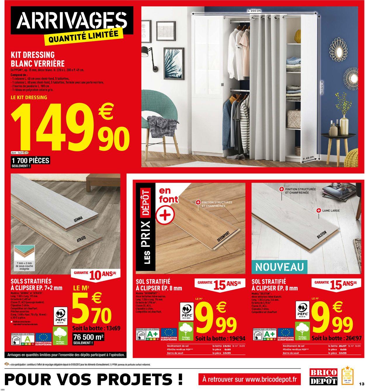 Brico Dépôt Catalogue - 29.05-13.06.2019 (Page 13)