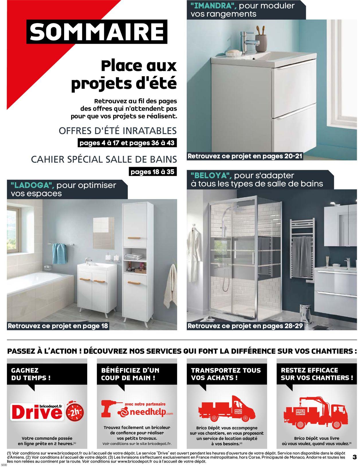 Brico Dépôt Catalogue - 05.07-25.07.2019 (Page 3)