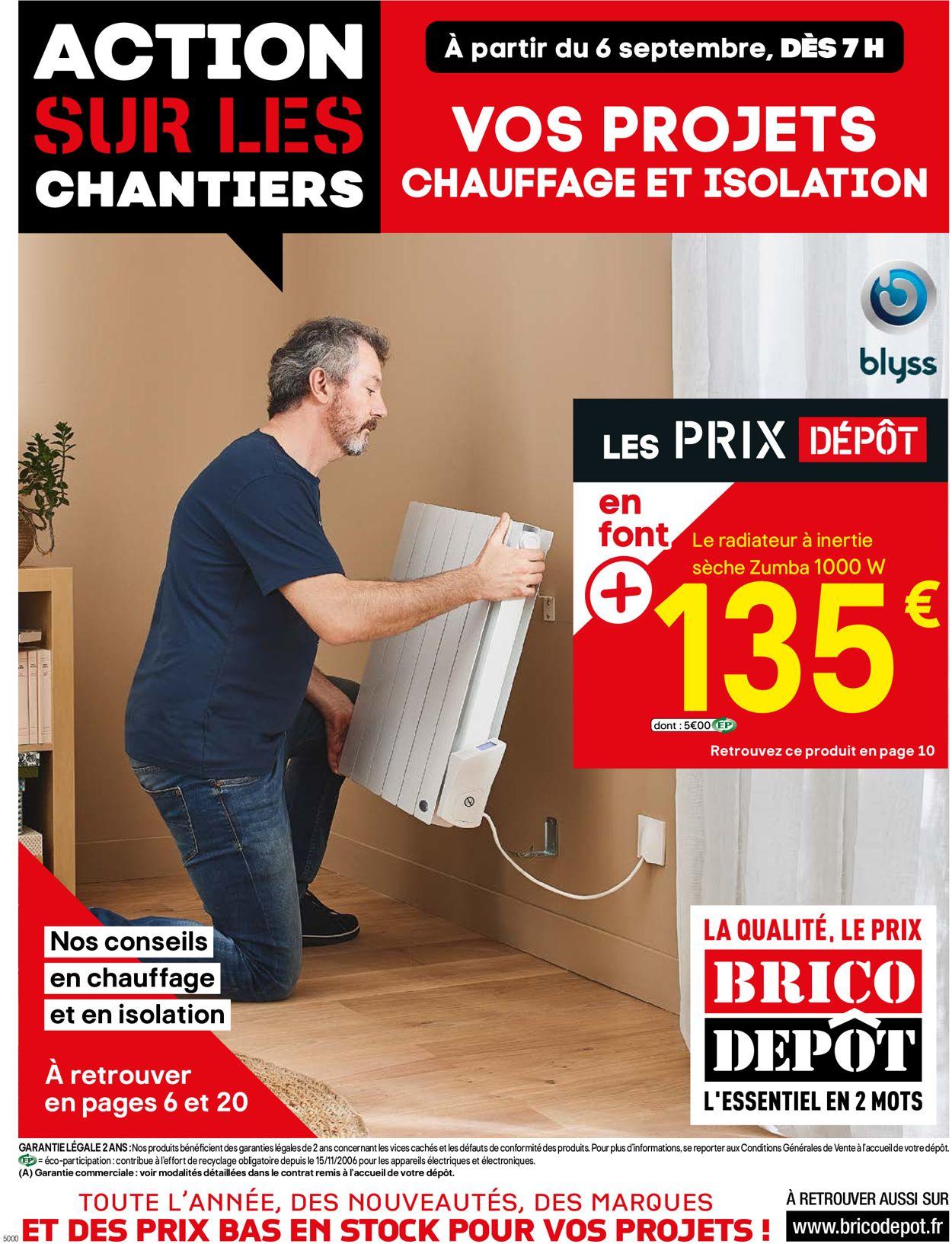 Brico Dépôt Catalogue - 06.09-26.09.2019