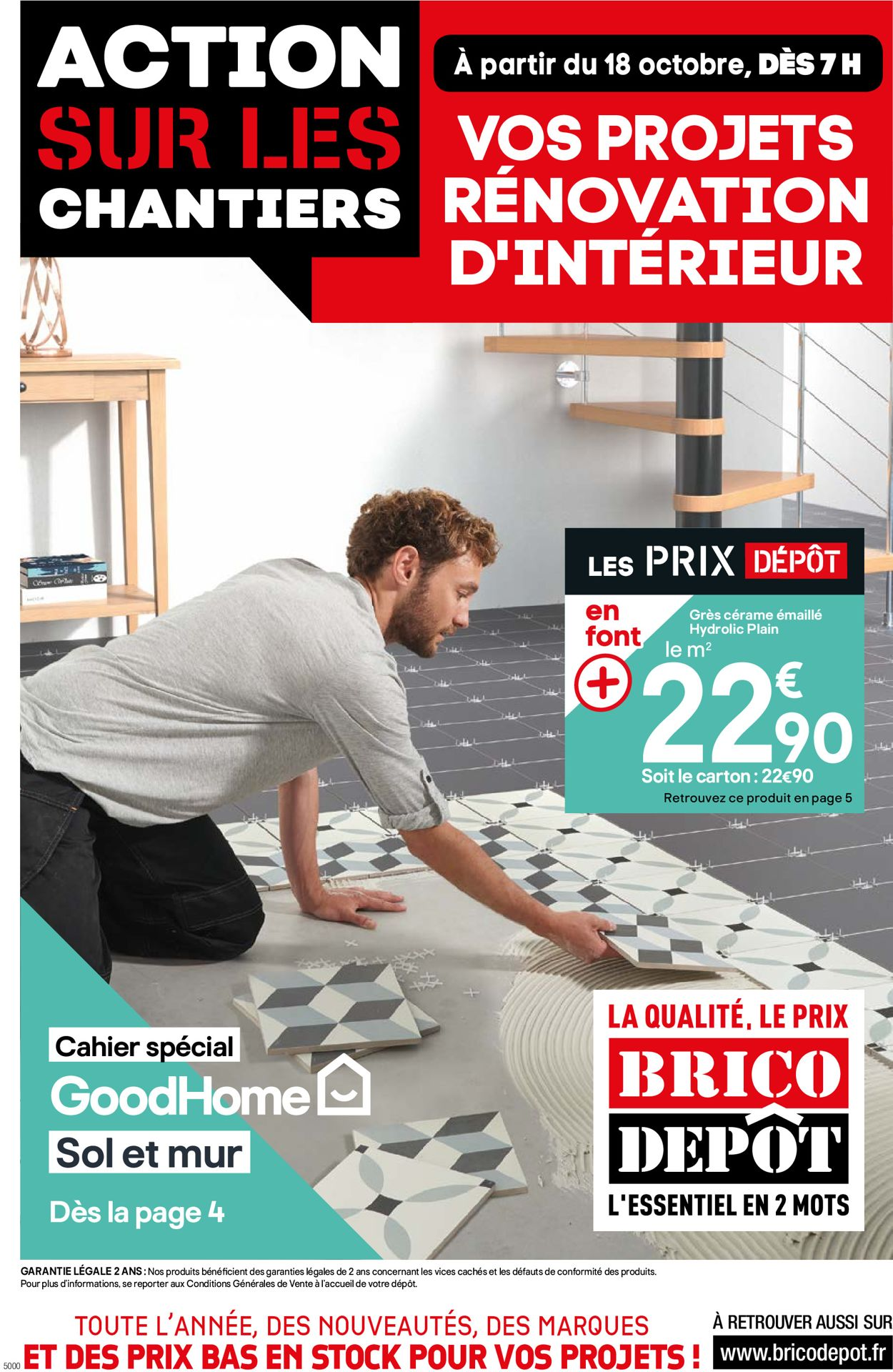 Brico Dépôt Catalogue - 18.10-07.11.2019