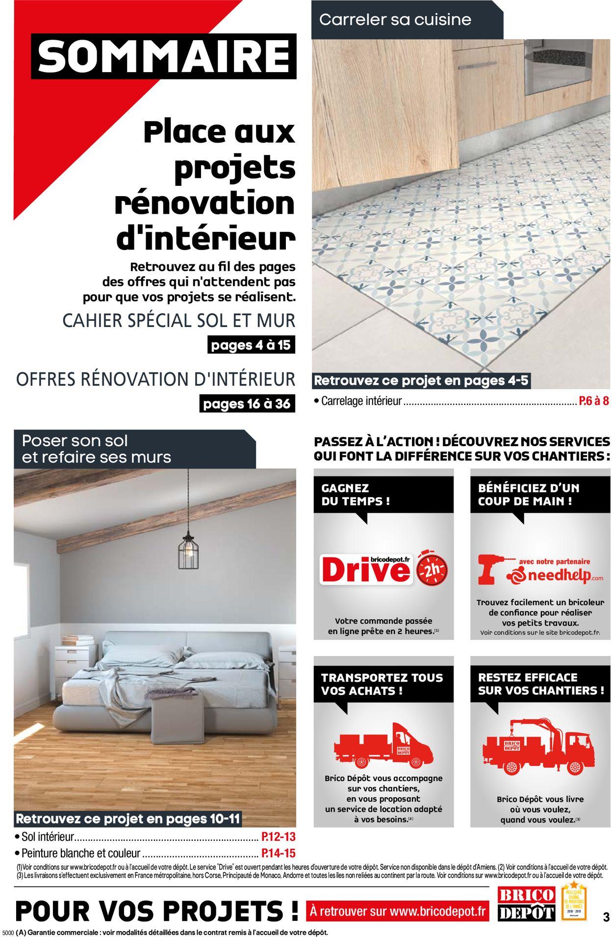 Brico Dépôt Catalogue - 18.10-07.11.2019 (Page 3)