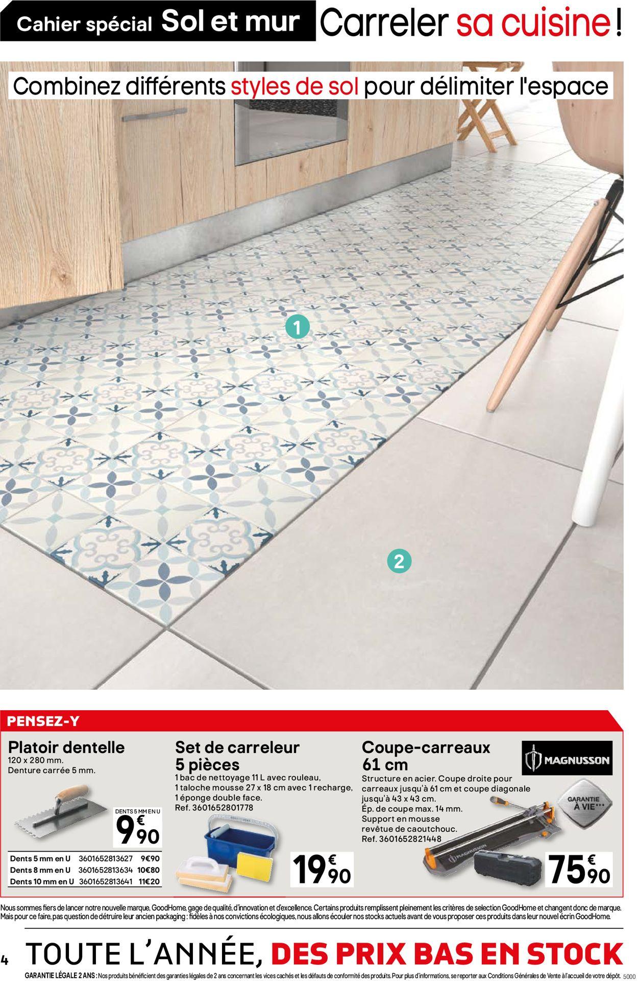 Brico Dépôt Catalogue - 18.10-07.11.2019 (Page 4)