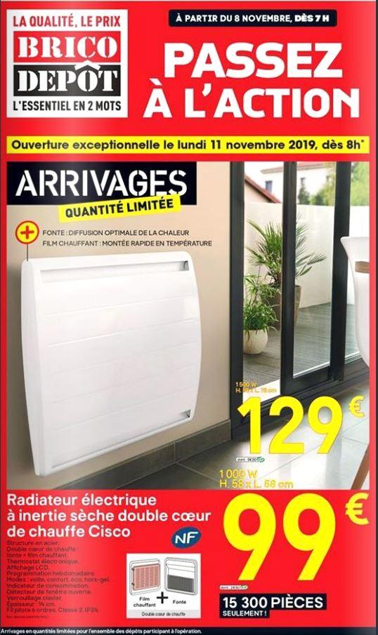 Brico Dépôt Catalogue - 08.11-21.11.2019