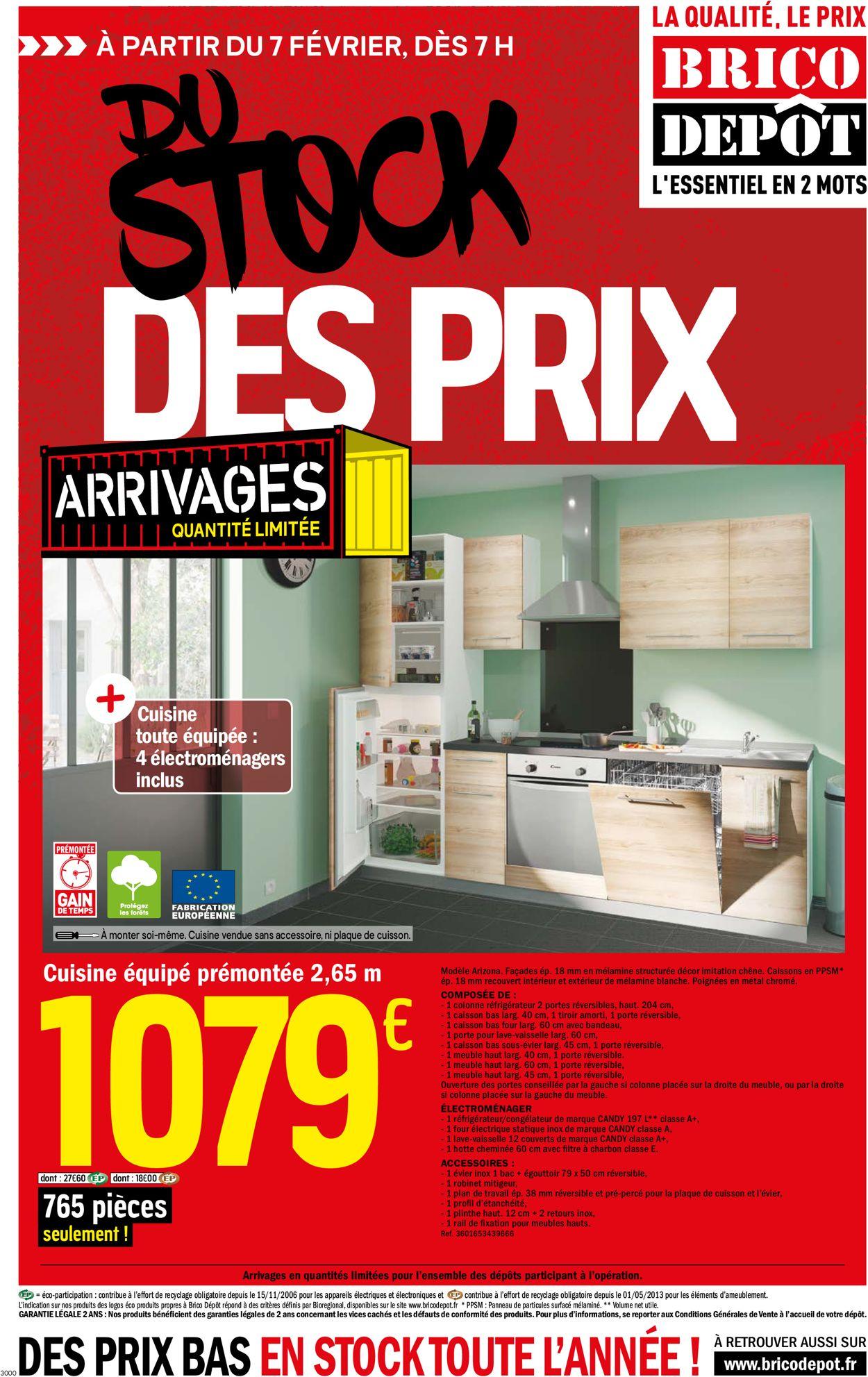 Brico Dépôt Catalogue - 07.02-27.02.2020