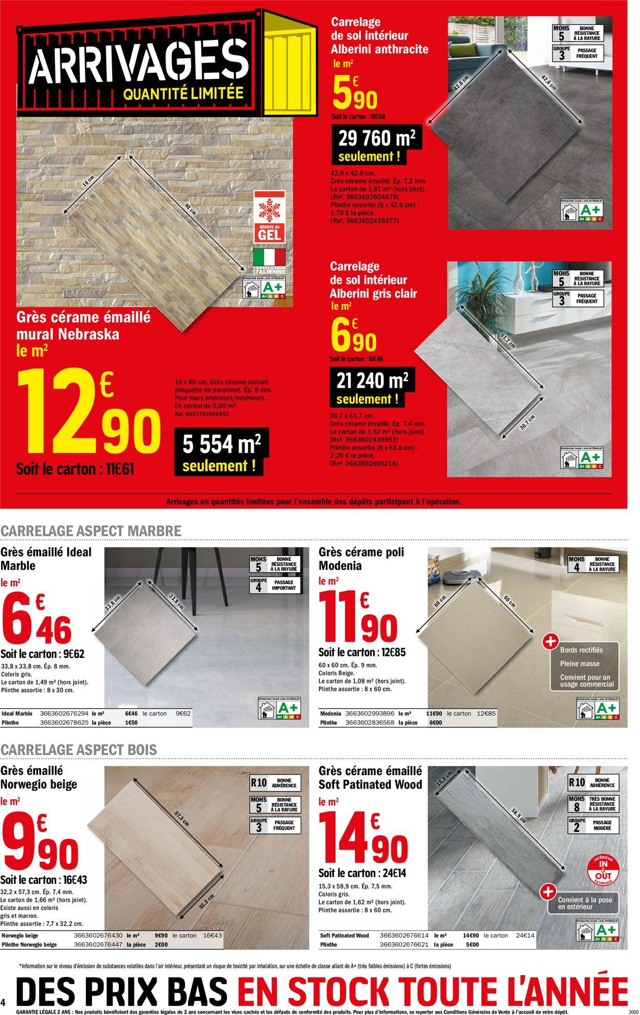 Brico Dépôt Catalogue - 07.02-27.02.2020 (Page 4)