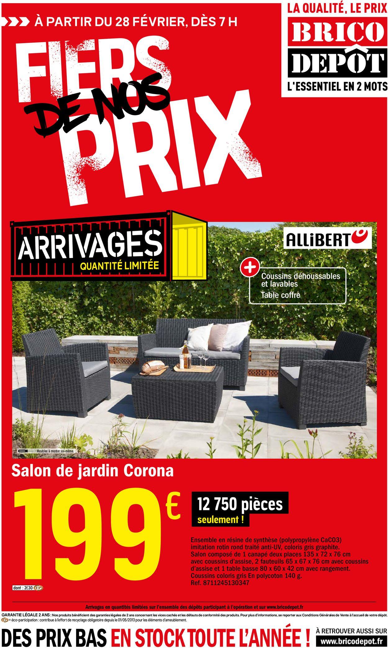 Brico Dépôt Catalogue - 28.02-18.03.2020