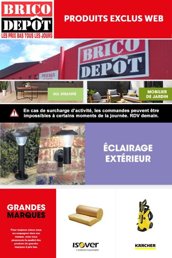 Brico Dépôt Catalogue - 21.04-28.04.2020