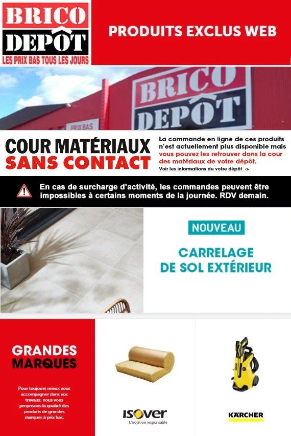 Brico Dépôt Catalogue - 29.04-06.05.2020