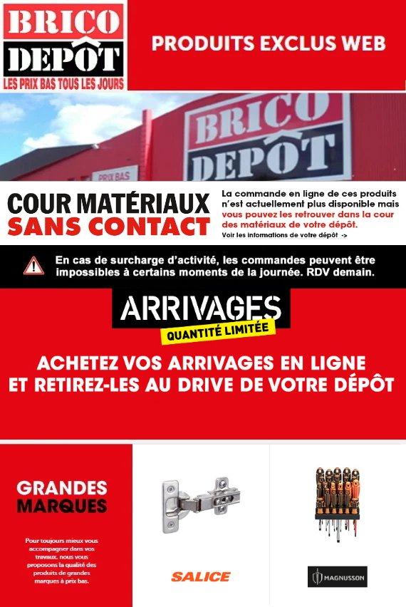 Brico Dépôt Catalogue - 07.05-18.05.2020