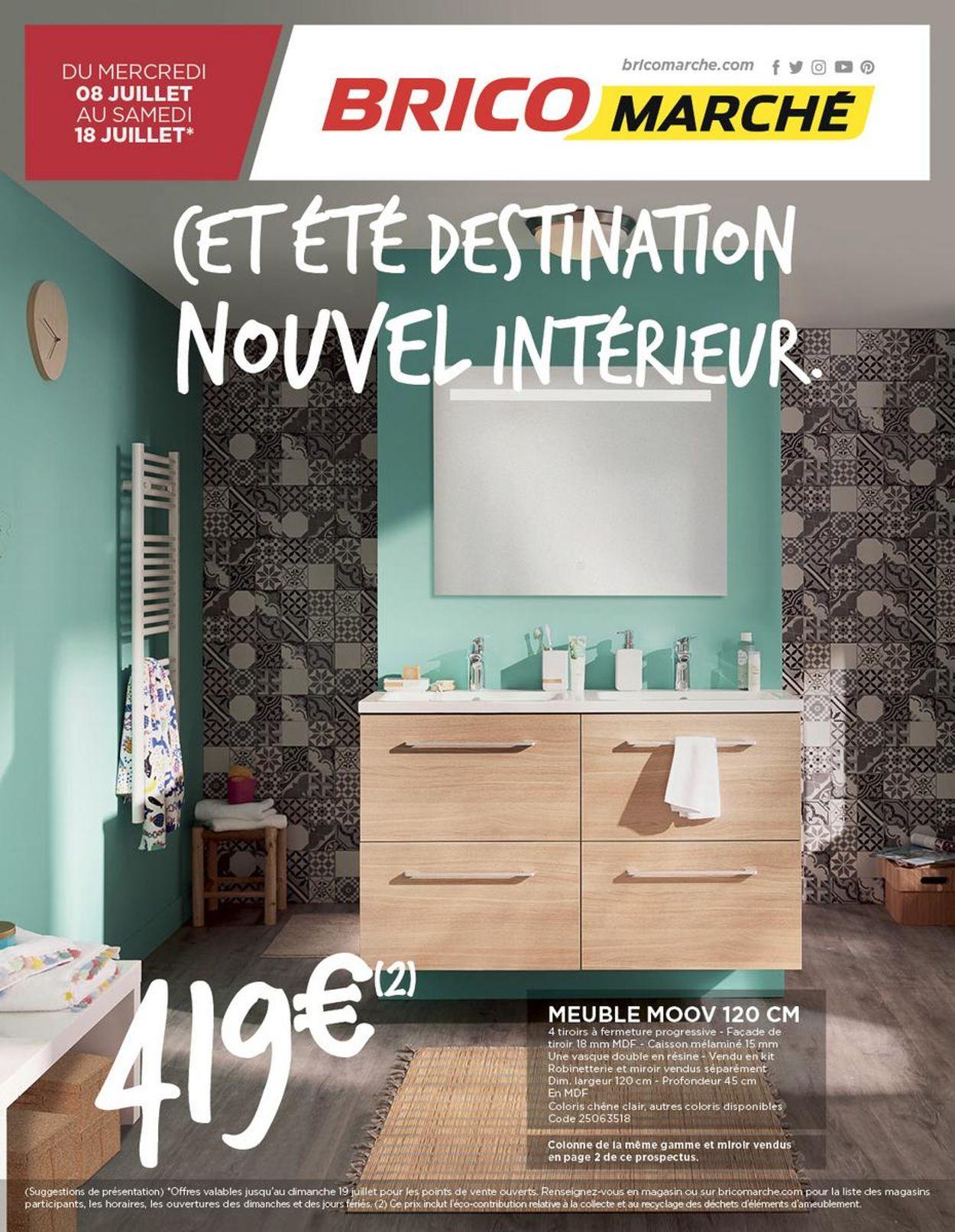 Bricomarché Catalogue - 08.07-18.07.2020