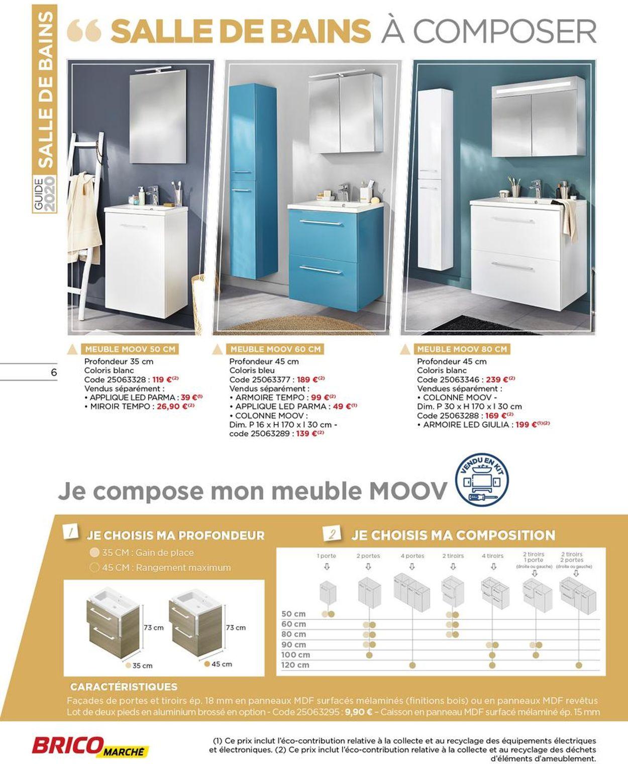 Bricomarché Catalogue - 05.02-28.03.2020 (Page 6)
