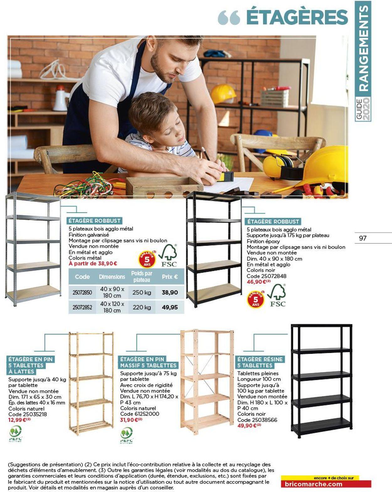 Bricomarché Catalogue - 05.02-28.03.2020 (Page 97)