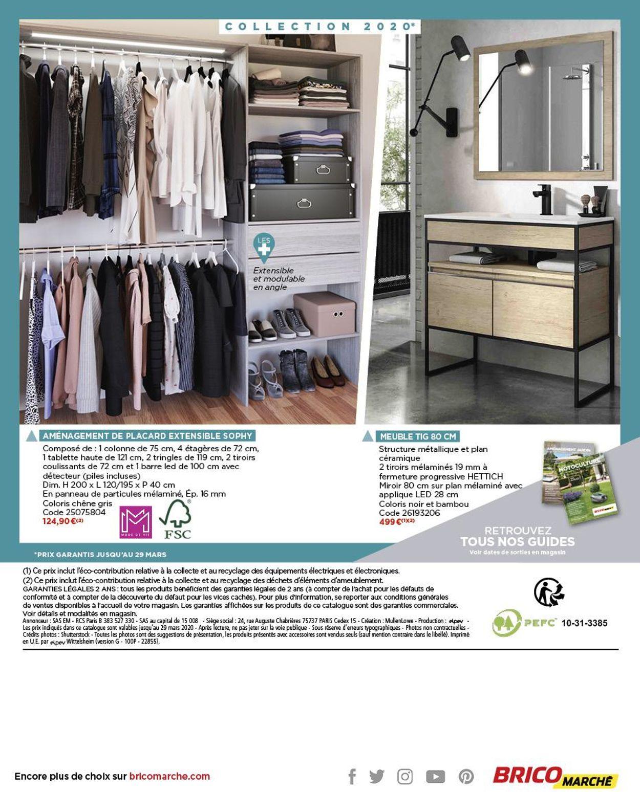 Bricomarché Catalogue - 05.02-28.03.2020 (Page 100)
