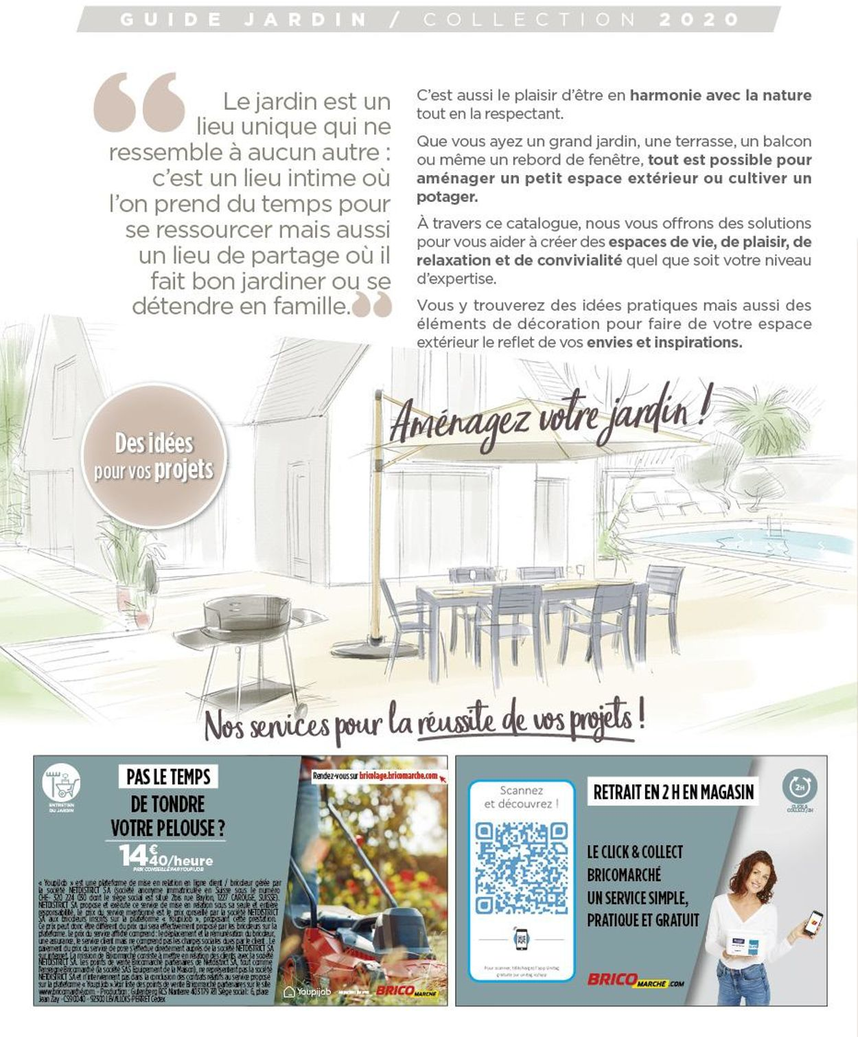 Bricomarché Catalogue - 18.03-31.12.2020 (Page 2)