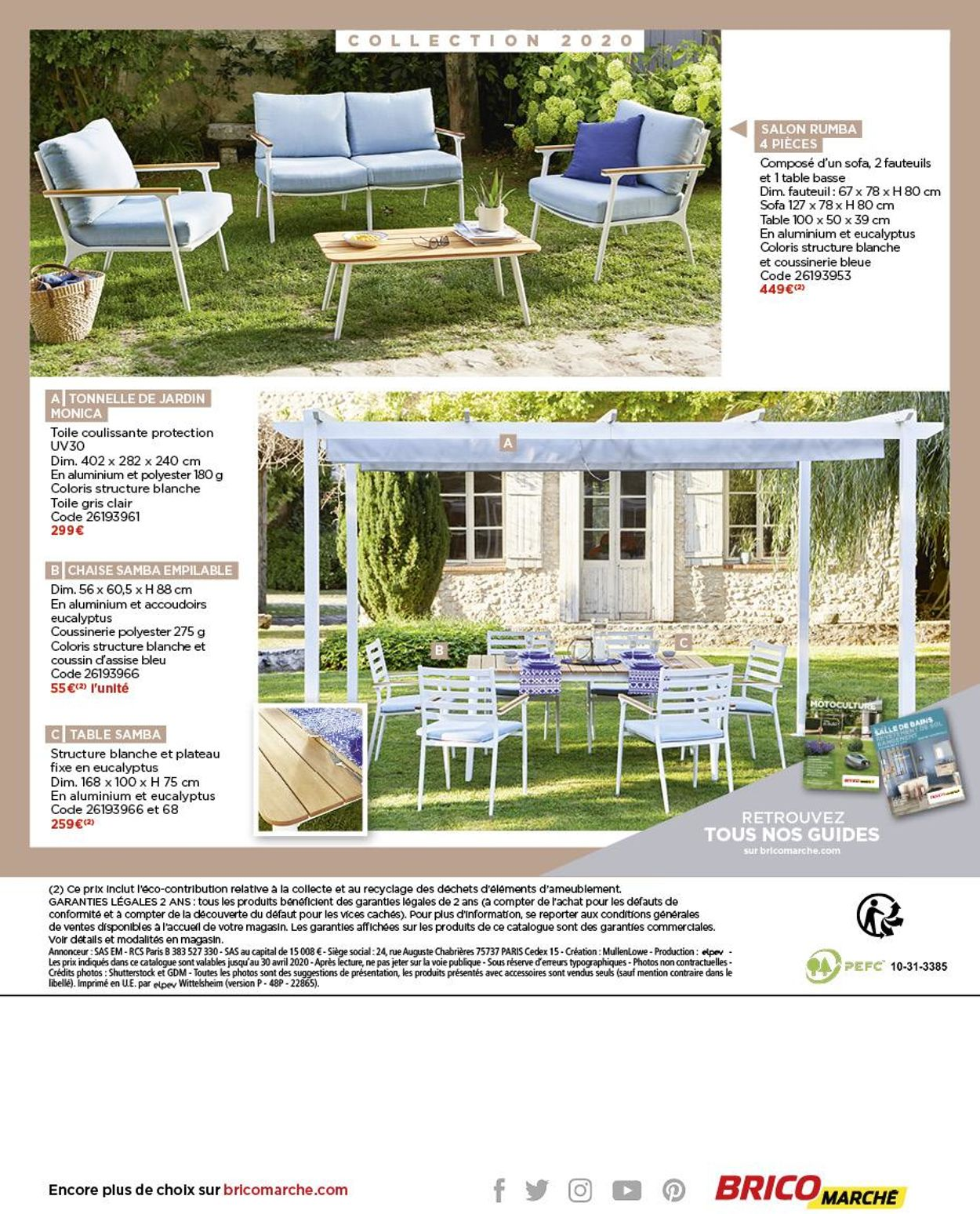 Bricomarché Catalogue - 18.03-31.12.2020 (Page 48)