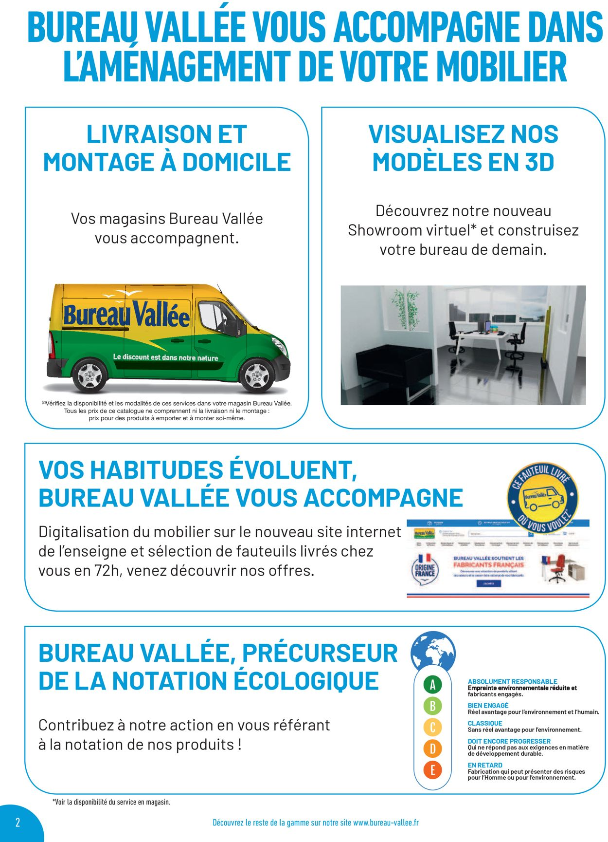 Bureau Vallée Catalogue - 06.08-31.12.2020 (Page 2)