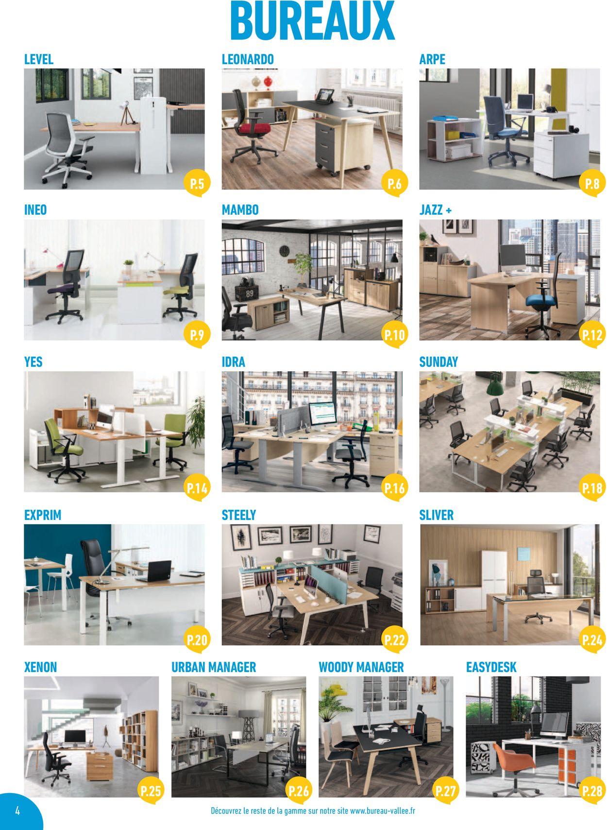 Bureau Vallée Catalogue - 06.08-31.12.2020 (Page 4)