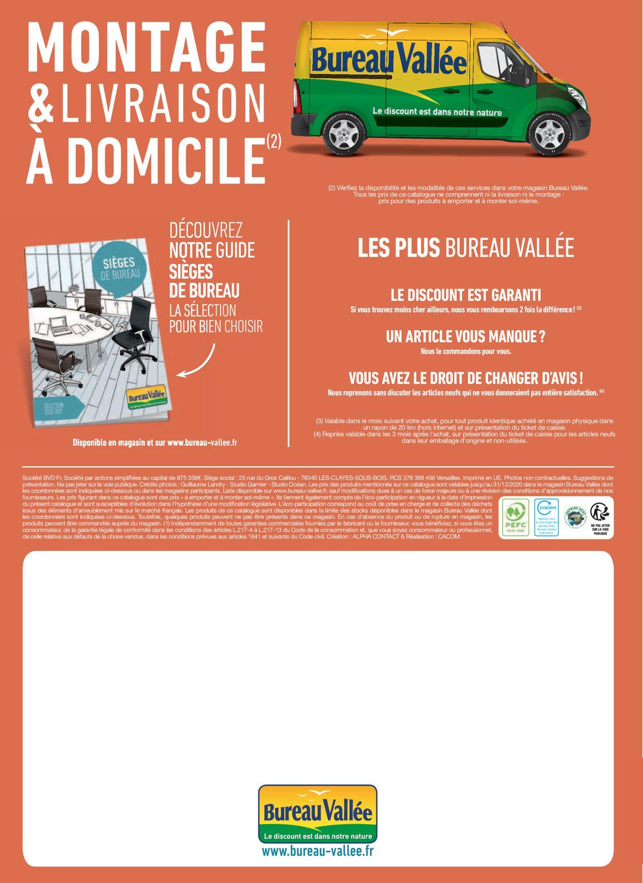 Bureau Vallée Catalogue - 06.08-31.12.2020 (Page 52)