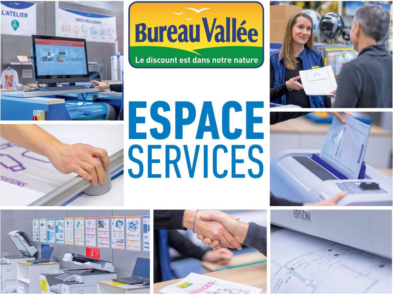 Bureau Vallée Catalogue - 27.10-31.03.2021