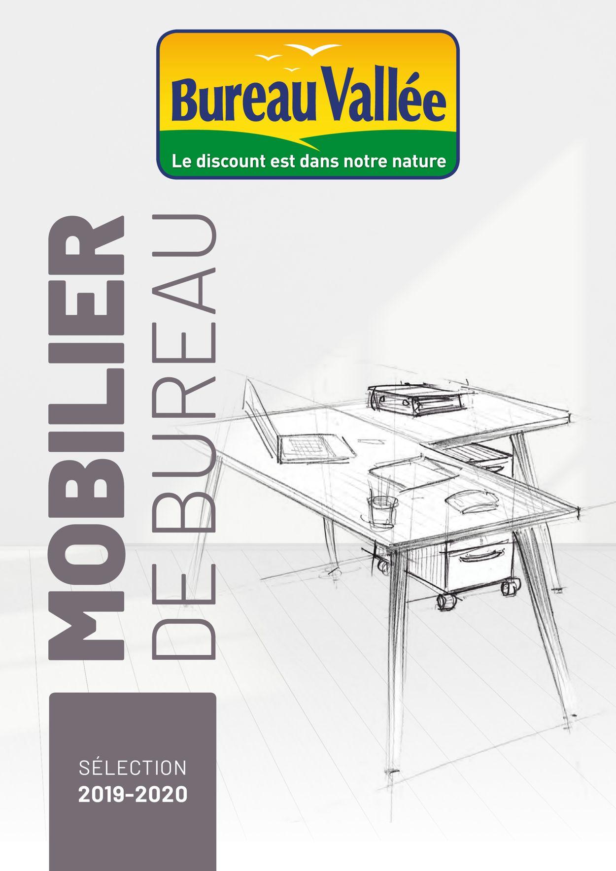 Bureau Vallée Catalogue - 29.08-31.03.2020