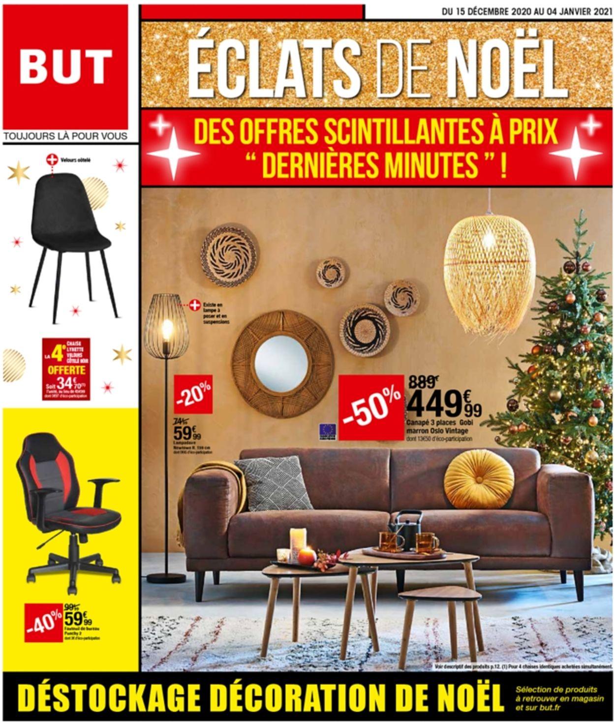 But Eclats De Noël 2020 Catalogue - 15.12-04.01.2021