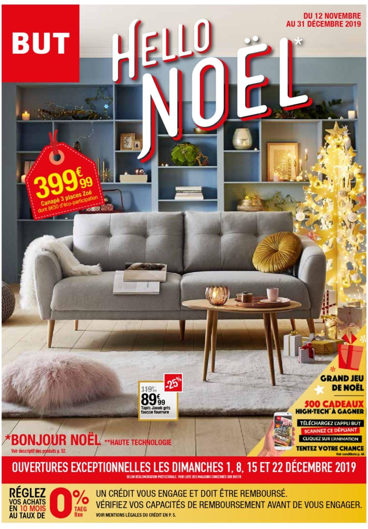 But catalogue de Noël 2019 Catalogue - 12.11-31.12.2019