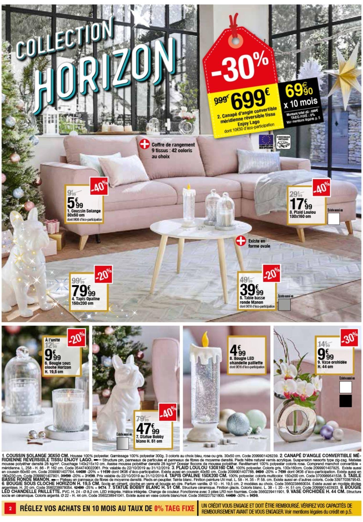 But catalogue de Noël 2019 Catalogue - 12.11-31.12.2019 (Page 2)