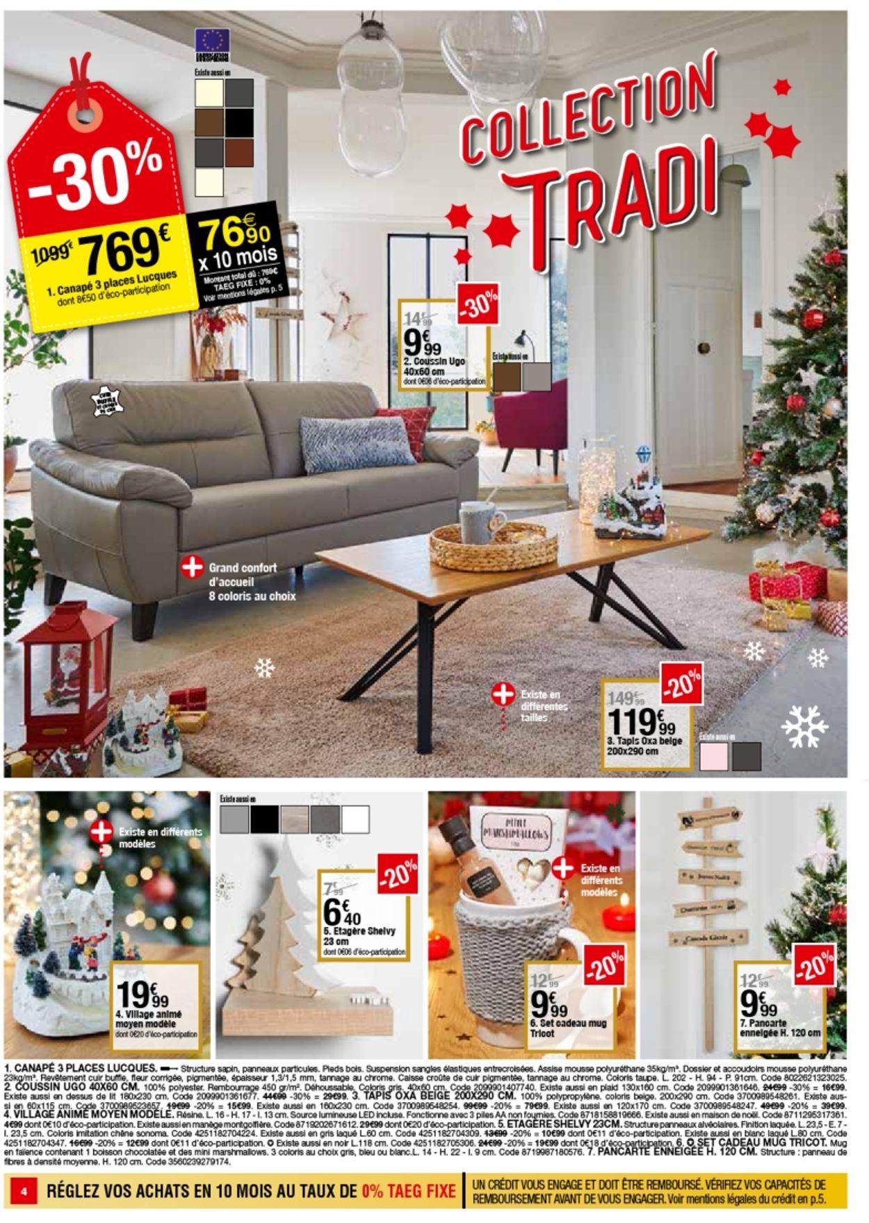But catalogue de Noël 2019 Catalogue - 12.11-31.12.2019 (Page 4)